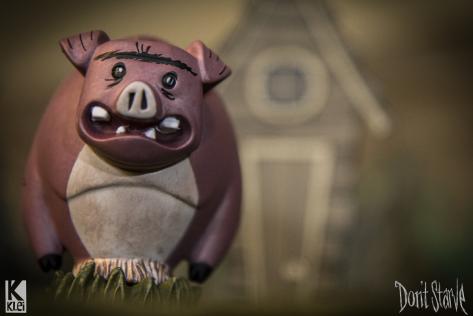 Don't Starve Pig