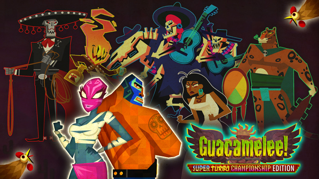 Guacamelee: Super Turbo Championship Edition Review