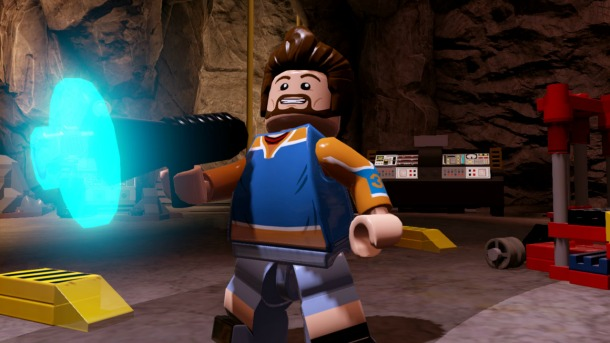 Kevin Smith and Steven Amell Now Added to Lego Batman 3 Roster