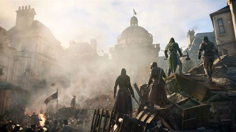 Assassin;s Creed Unity