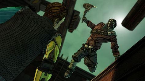 Tales from the Borderlands Episode 1 Screenshot