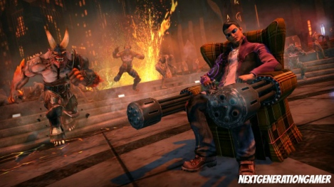 Saints Row IV Re-Elected Screenshot 2