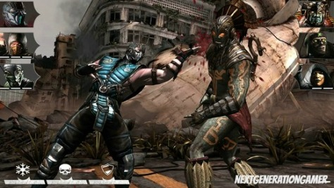 MKX iOS Screenshot 2