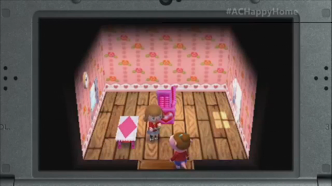 Animal Crossing: Happy Home Designer Announced for 3DS