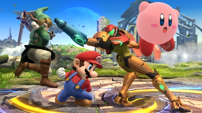 Super Smash Bros. Lucas DLC Release Date Announced