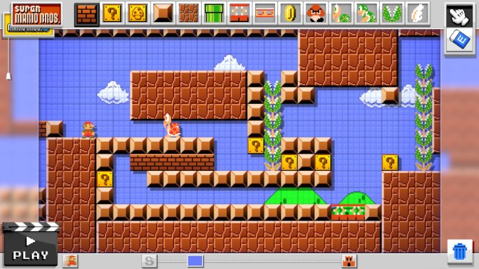 8-Bit Mario Amiibo Announced for Super Mario Maker