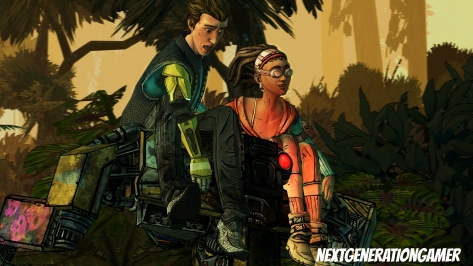 Tales From the Borderlands Episode 3: Catch a Ride NextGenerationGamer Review