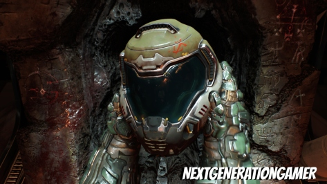 DOOM Review Screenshot 2