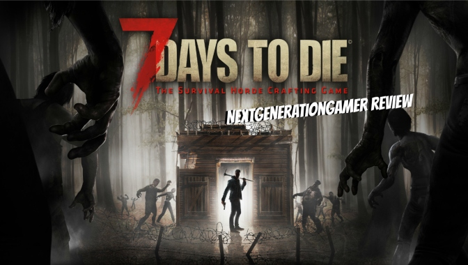 7 Days to Die Review for the Xbox One