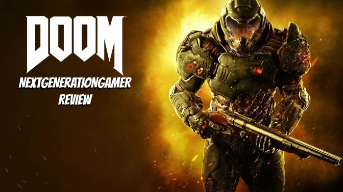DOOM Review for the Xbox One