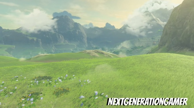 """The Legend of Zelda: Breath of the Wild"" Announced for Wii U & Nintendo NX"