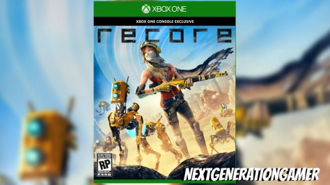 ReCore Official Box Art