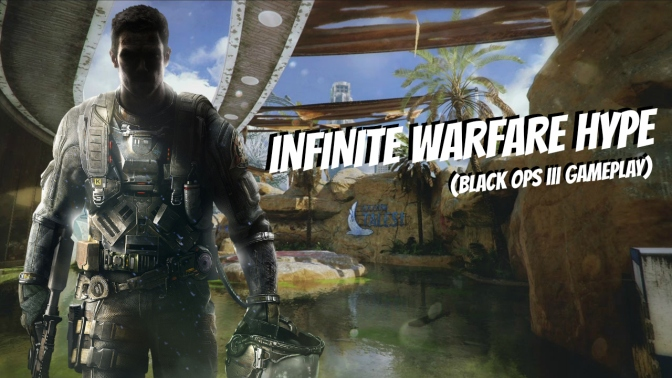 Reasons Why I'm Excited for Call of Duty Infinite Warfare!