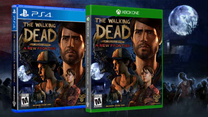 EXTENDED LOOK – Telltale's The Walking Dead: A New Frontier + Release Date!