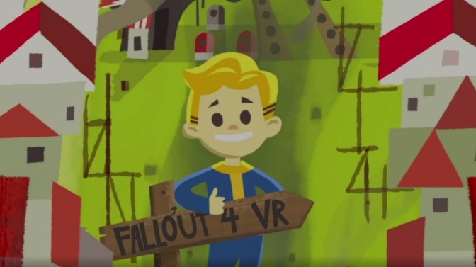 #BE3: Fallout VR & DOOM VFR Announced