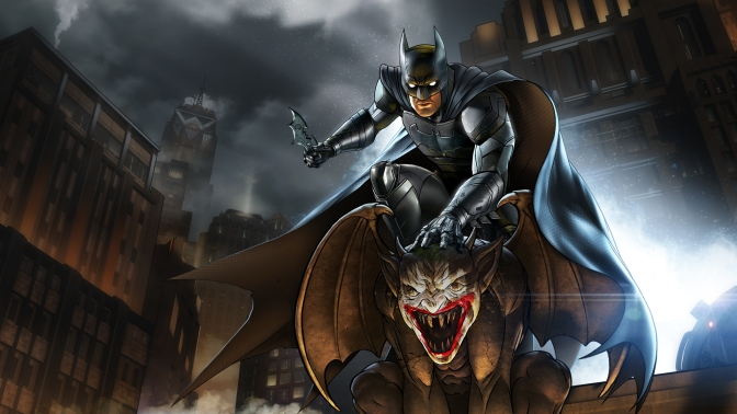 "SDCC: Telltale Announces ""Batman: The Enemy Within"""
